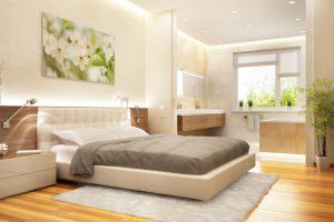 Κρεβατοκάμαρα Comfort