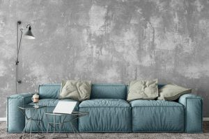 Sofa Light Blue