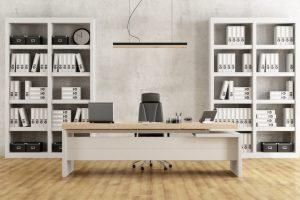 Γραφείο Minimal Wthite