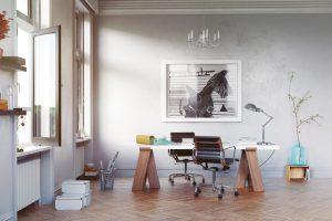 Γραφείο Cavaleto Oak